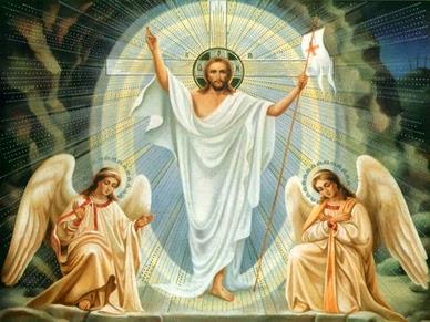 Christos anesti, Christos voskres