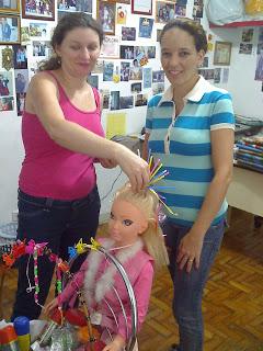 Curso de Cabeleireiro Fashion