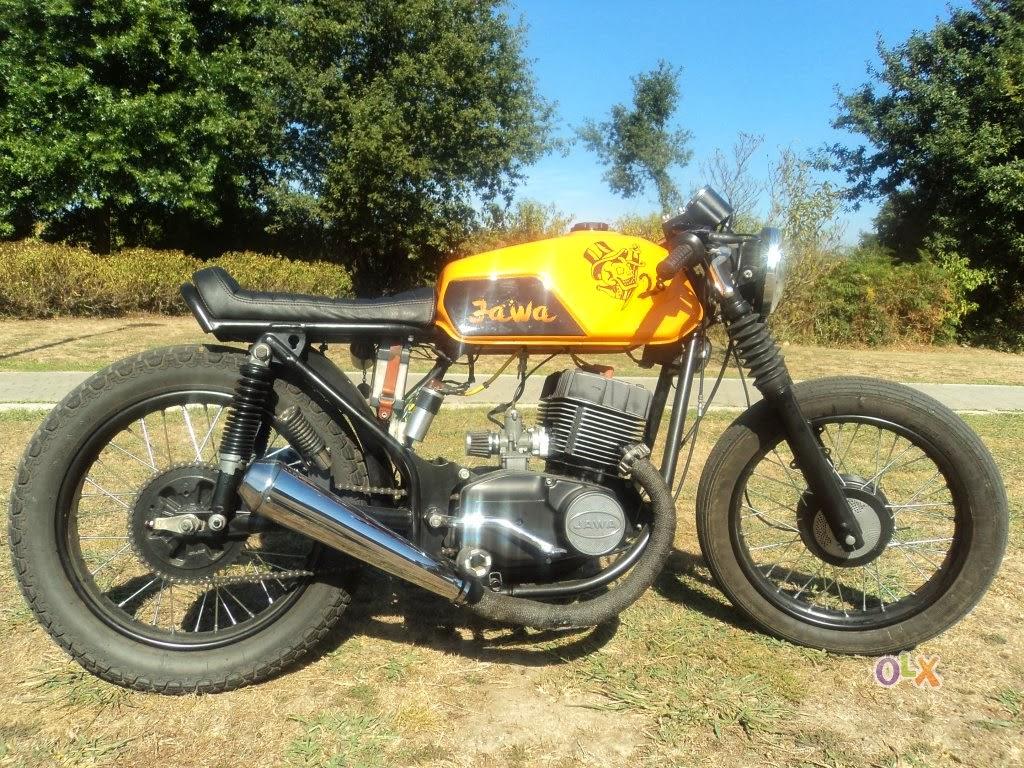 Nice Bike Project that I found on OLX .