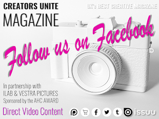 CREATORS UNITE MAGAZINE'S WEBSITE