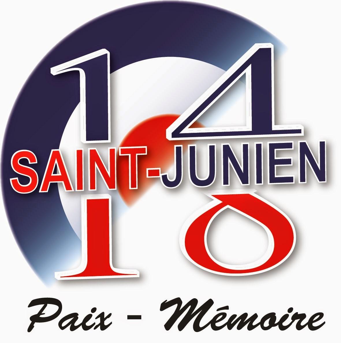 Saint-Junien et le centenaire 14/18