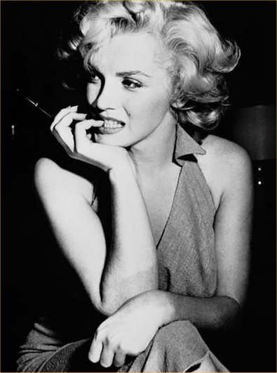 Old Hollywood Glamour: Marilyn Monroe