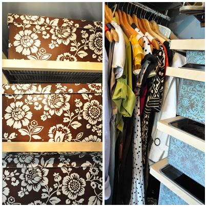 How I Organize My Bedroom My Closet Organizing Made