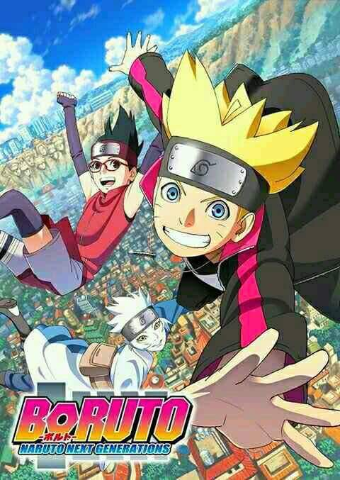 Boruto: Naruto Next Generations Info
