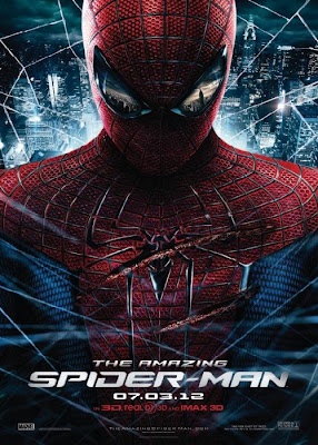 The amazing spider-man 2012