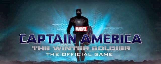 Capitán América: El Soldado de Invierno Android