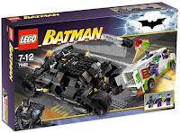 batman 7888 the tumbler jokers ice cream surprice