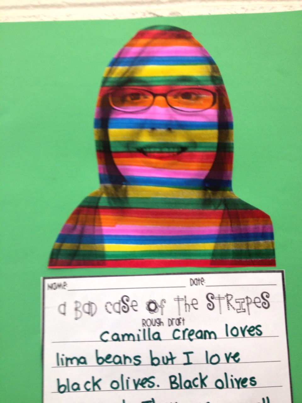 Second grade style five for friday