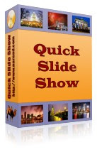 Quick Slide Show برنامج صنع فلاش  made Flash