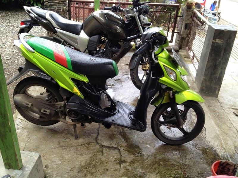 Suzuki Nex Modif Gaul
