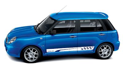 Lifan 320 c0m adesivo X11Auto 2016 2017