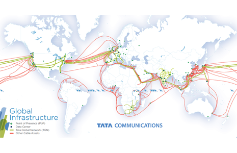Converge Network Digest Submarine Cable - Us cable map