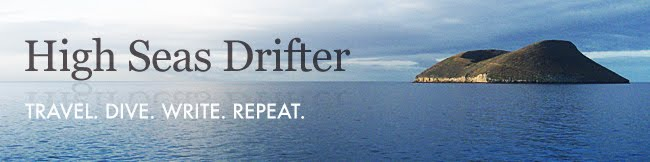High Seas Drifter : Escapades Of A Travelling Diver