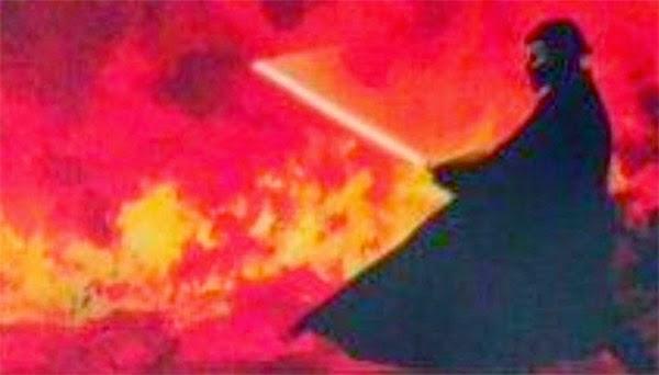 Concept Kylo Ren Star Wars Ep.7: The Force Awakens