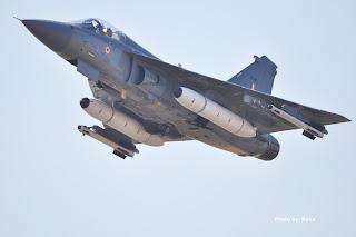 Indian Light Combat Aircraft LCA Tejas. Calendar 2013