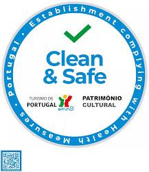 Museu Nacional de Machado de Castro distinguido com o selo 'Clean & Safe'