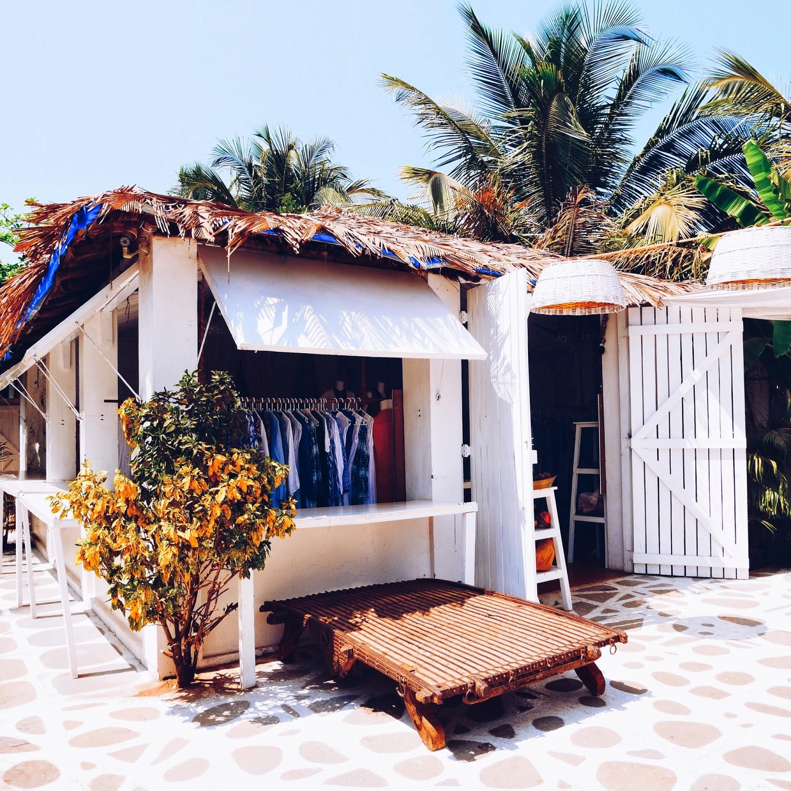 Thalassa Restaurant, Shop and Cabins