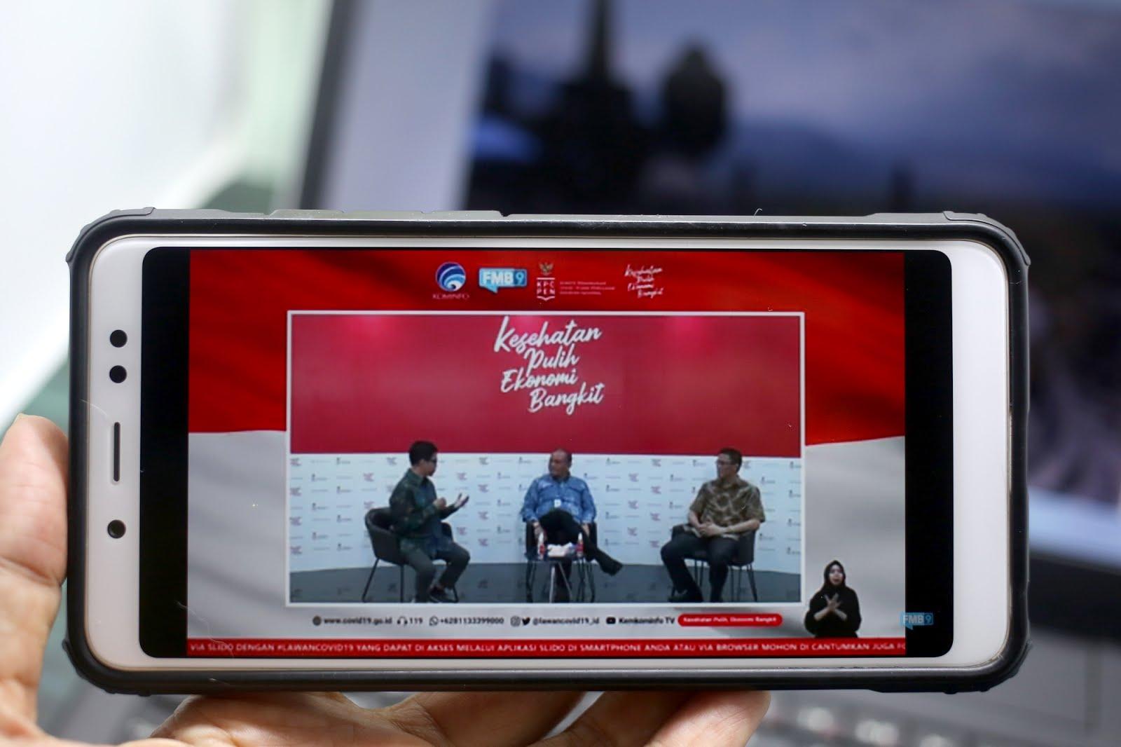 Hibah Pariwisata Untuk Dukung Industri Pariwisata Indonesia