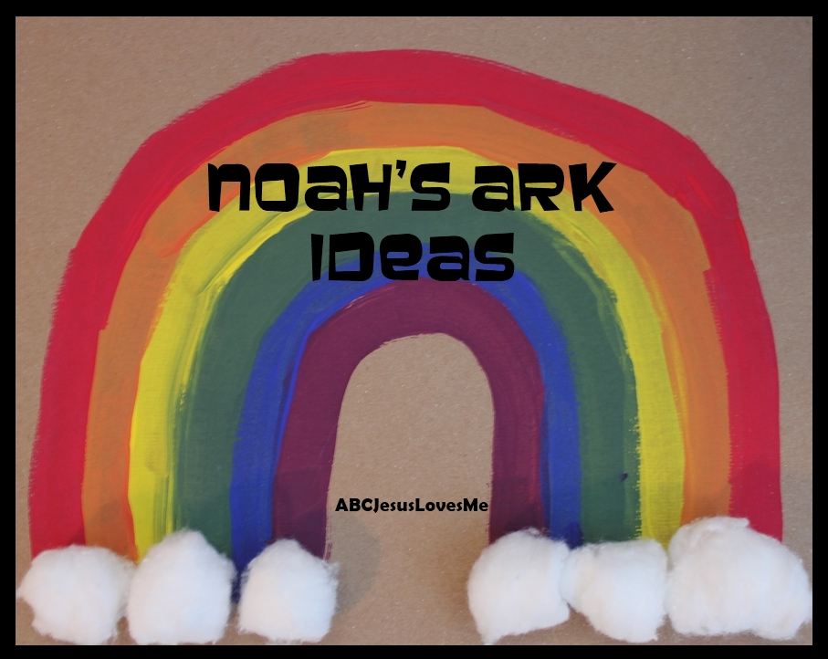 Noah 39 s Ark Craft and Teaching Ideas