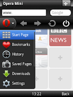Trik Internet Gratis Via Opera Mini Handler