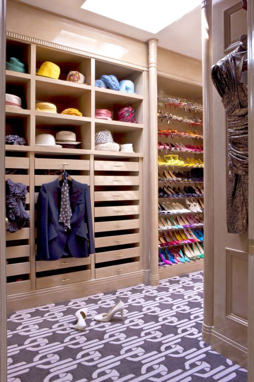 Jessica mcintyre interiors inspired celebrity closets for Inspired closets