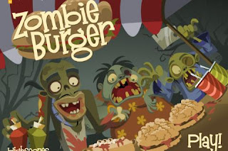 Burger Shop For Zombie
