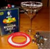 bobbin holder salts your margarita