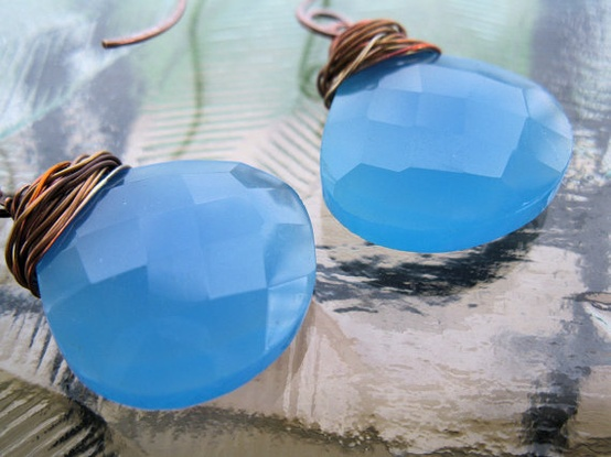 Beach Jewelry: You'll Love these Winter Blues!