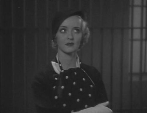 bette davis in the dark horse
