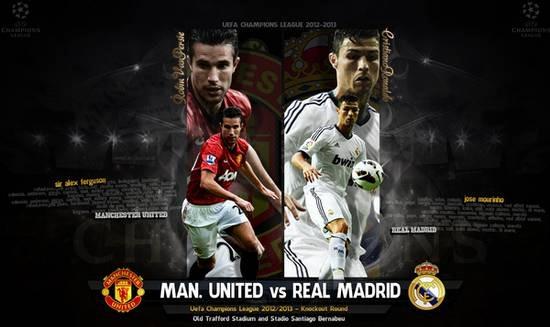 Manchester United Vs Real Madrid Prediction