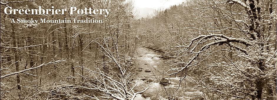 Greenbrier Pottery Archive