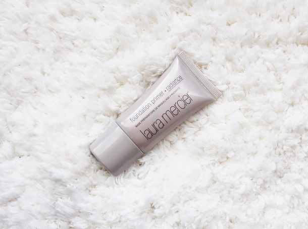 review laura mercier radiance foundation primer swatch review comparison loreal magic lumi