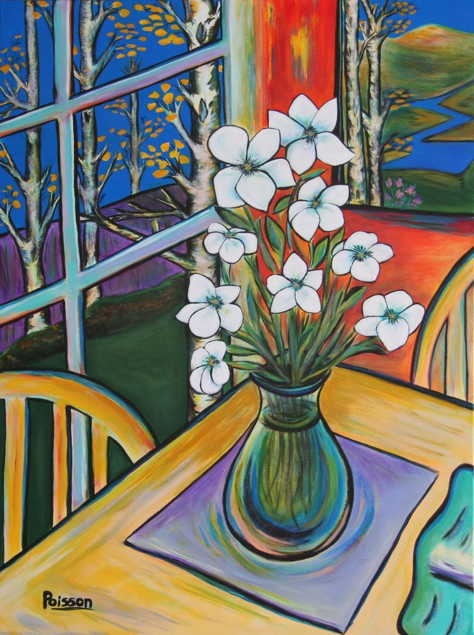 "Contemporary Painters 2014 daily painters abstract gallery: ""colorado spring"" contemporary"