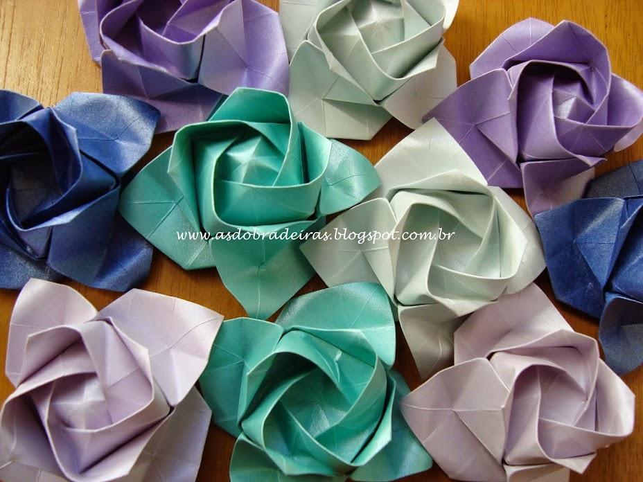 As Dobradeiras - Origami