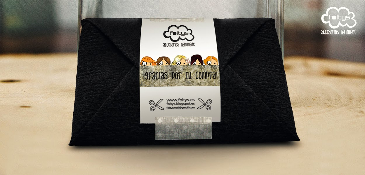 paquete de envío foltys 2.0 (100% handmade with ♥)
