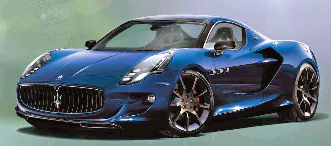 Maserati Gransport Specs And price 2015