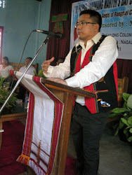 Mr. Som Kamei Chief Guest and Director of NEZCC