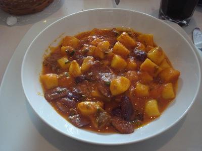 Restaurante Così: Almoço Executivo Nota 100