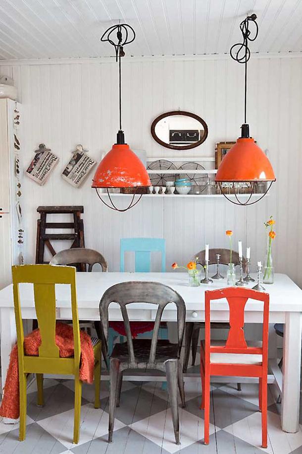 50 stili di tavole in cucina