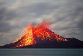 Misteri Gunung Anak Krakatu
