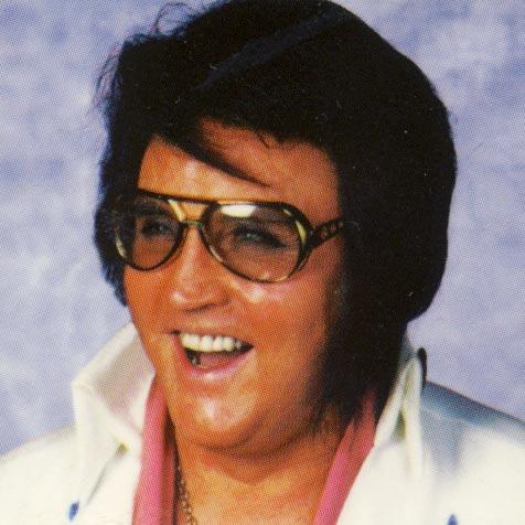 Elvis Presley Fat