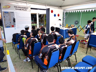 SG Nerf: Singapore Nerf Dart Tag Tournament 2011 - Event Overview!
