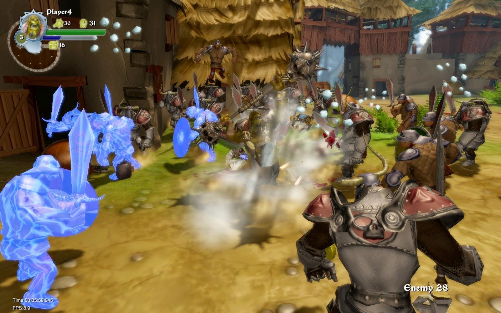 Orc Attack Flatulent Rebellion review