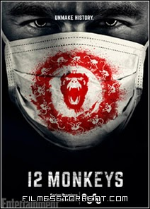 12 Monkeys 1 Temporada Torrent HDTV