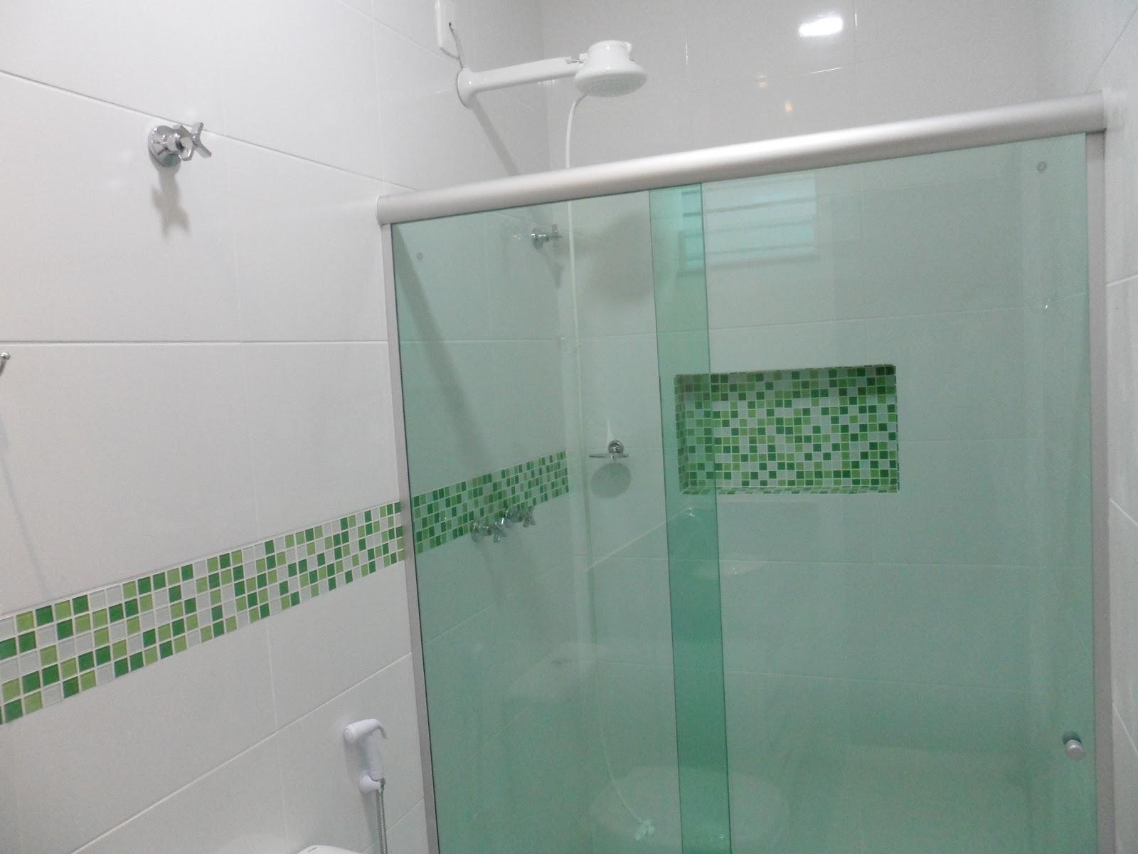 DIÁRIO DE CONSTRUÇÃO DE UMA CASA PEQUENA: REVISÃO DA SEMANA: RUMO  #24492C 1600x1200 Banheiro De Casal Pequeno