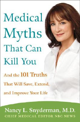 book cover - Medical Myths That Can Kill You
