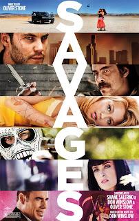 Salvajes (Savages) Poster