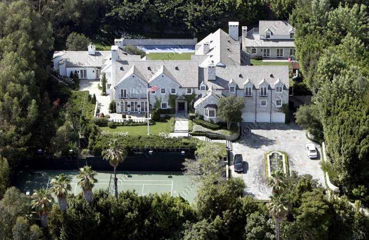 Reality Tom Cruise House