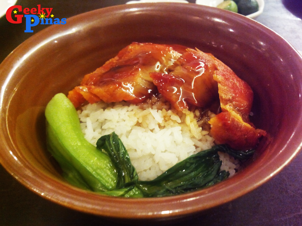 Shanghai Bistro: The Big Rice Bowl Blowout for Only Php 99!