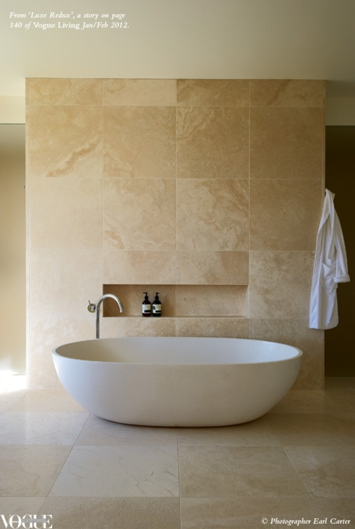 Bathroom on pinterest the block freestanding bath and tile Freestanding bathtub bathroom design